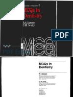 22518759 MCQs in Dentistry