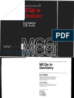 22518759 MCQs in Dentistry