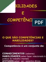 Habilidade e Competencia