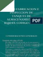 Presentacion Tanques API 650
