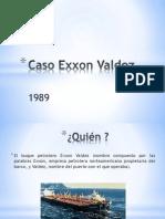 Caso Exxon Valdez