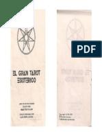 Libreto Gran Tarot Esotérico 1978