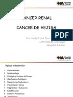 Cancer Renal y Vejiga Usal