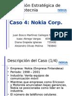 Caso 4 Nokia. Equipo 4.