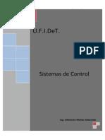 Cartilla Sistemas de Control 2013