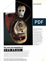 The Roots and Continuities of Shamanism - Peter Furst