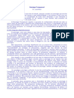 Psicologia Transpessoal - Louis Ricci