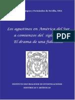 Agustinos en America Del Sur - SXIX