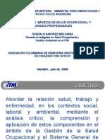 (1) Fundamentos de Salud Ocupacional