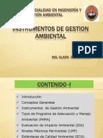 Instrumentos de Gestion Ambiental 2 1ra Parte