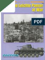 [Concord] [Armor at War 7066] German Leichte Panzer at War (2009)
