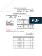 Predimensionamiento - Metodo Area Tributaria