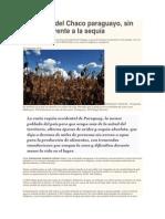 Indígenas del Chaco paraguayo