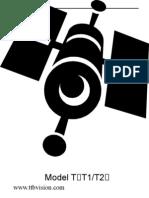 GPS Tracker T-Style User Manual V1.0