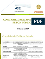 Curso Contabilidade Publica - CRC