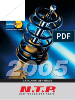 каталог Bilstein 2005