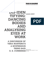I.ginot Dis-Identifying-Dancing Bodies and Analysing Eyes at Work