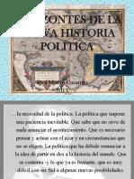 HORIZONTES DE LA NUEVA HISTORIA POLÍTICA