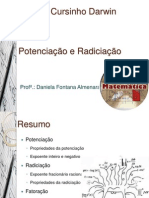 aula 3 Potenciação e radiciação