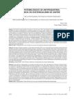 SPOHR; SCHNEIDER (2009). Bases epistemológicas da antipsiquiatria - influência do existencialismo sartreano