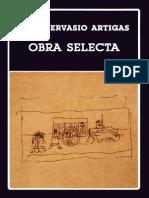 José Gervasio Artigas - Obra Selecta (Lucía Sala)