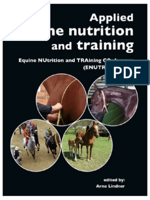 Applied Equine Nutrition And Training Abdomen Vertebral