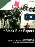 The Black Bloc Pappers [David Van Deusen and Xaviar Massot (Editors)]