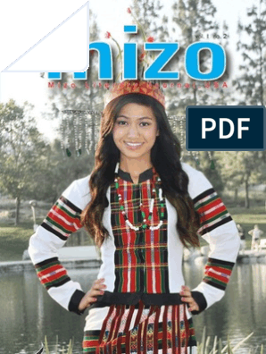 The MIZO (Mizo Literary Journal, USA) Volume I Number 2