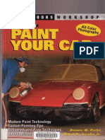 (eBook) - Automotive - How to Paint Your Car - Parks (Motorbooks Workshop)