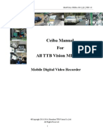 MDVR-Ceiba Video Management Software User Manual