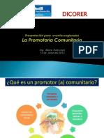 Promotorias Comunitarias Mtl