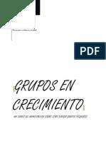 Grupos en Crecimiento r2013