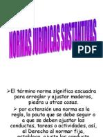 T-3-Distincion Entre Normas Juridicas