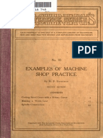 (L) Examples of Machine Shop Practice (1910)