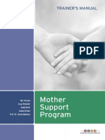 Mother Support Program
