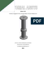TUTORIAL ANSYS WORKBENCH 10.pdf