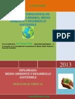 Diplomado Medio Ambiente y Desarrollo Sostenible