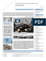 Institute Alumni Newsletter_Issue 01