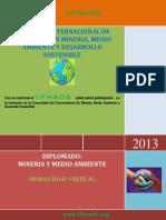 Diplomado Mineria y Medio Ambiente