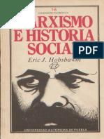 Hobsbawm, Eric - Marxismo e Historia Social [Ed. UAP, 1983]
