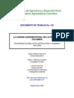 La Cadena Agoindustrial de la panela en Colombia.pdf