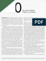 Las Cuatro Columnas-Josep Quetglas