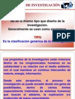 tipoydiseodelainvestigacion-121001091312-phpapp02