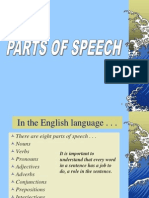 A Parts of Speech - Week 1