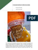 Miracles of Golden Pratima of Sai Baba