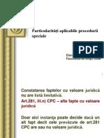 INJ Proc Speciala