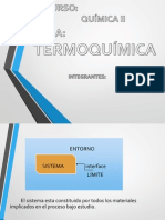 Expo Quimica 2 Termoquimica