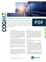 Intelligent Infrastructure for Next-Generation Rail Systems
