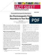 Are Electromagnetic Fields