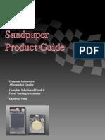 Sandpaper Guide
